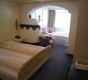 Unser Familienzimmer Hotel Bellevue & Austria