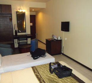 Schlafraum Nr.1 Hotel Ramada Katunayake Colombo International Airport