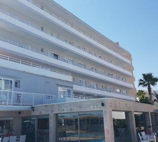Außenansicht JS Hotel Cape Colom