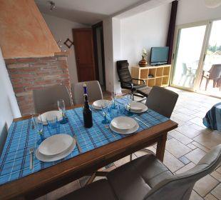 Esszimmer Wg OLIVETO Holiday Residence Rifugio