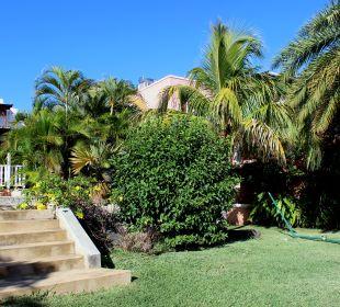 Gartenanlage Gästehaus Bellevue