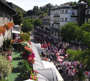 Terrasse Hotel Willinger Mitte