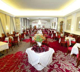 Restaurant Kronprinz Rudolph im Hotel Stefanie Hotel Stefanie