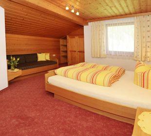 Schlafzimmer Dachwohnung Appartements Kraft Christian
