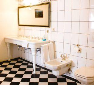 Besonderes Badezimmer Hotel Goethe