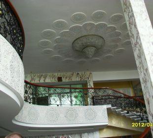 Lobby Skanes Family Resort