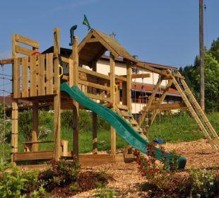 Spielplatz Landhaus Wildschütz