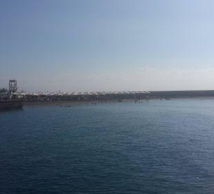 Strand bei Block A SENTIDO Gold Island