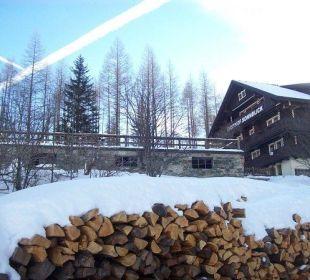 Winter bei uns in Heiligenblut Landgasthof Sonnblick