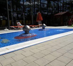 Pool Hotel Sole-Felsen-Bad