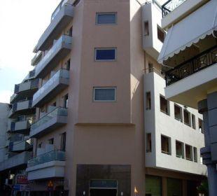 Aussenansicht Hotel Marin Dream