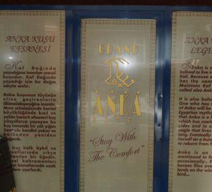 Beschreibung Hotel Grand Anka