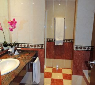 1 von 2 Badezimmern in der Suite La Palma Princess