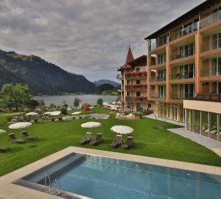 Pool   Romantik Resort & Spa Der Laterndl Hof