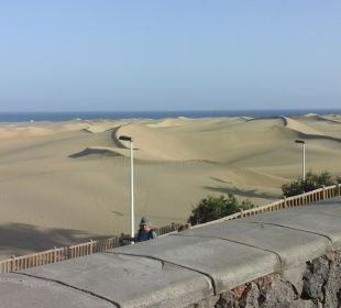 Sanddünen IFA Catarina Hotel
