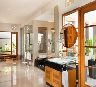 Bathroom at Pool Villa The Samaya Bali - Seminyak