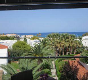 Aussicht von der Restaurantterrasse AKS Annabelle Beach Resort