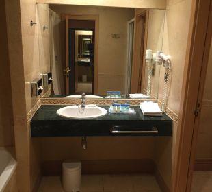Badezimmer Playacalida Spa Hotel