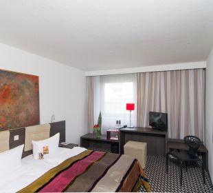 Doppelzimmer art & business hotel