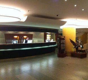 Neuer Eingangsbereich Hotel Neptun