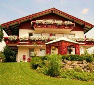 Südseite Alpenflora Ferienwohnungen