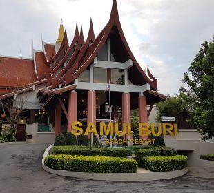 Außenansicht Samui Buri Beach Resort & Spa