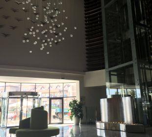 Lobby Sensimar Side Resort & Spa