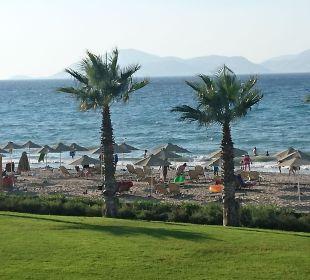 Vor unserem Zimmer Hotel Horizon Beach Resort