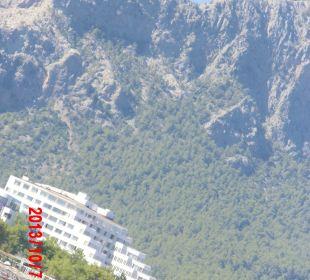 Bissen oben hängen Majesty Club La Mer (geschlossen)