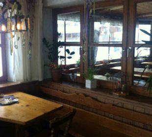 Unser Restaurant Berggasthof Rosengasse