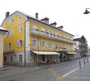 A passeggio per Niederdorf   Hotel Emma