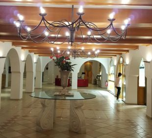 Lobby MarBella Corfu Hotel