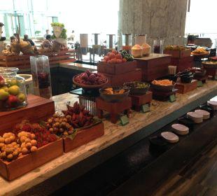 Frühstück Hotel Le Meridien Bangkok