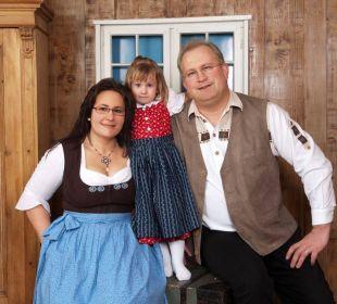 Ihre Gastgeber Familie Giesen Hotel Garni Malerwinkl