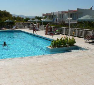 Hotelbilder hotel kouros bay in pythagorion samos for Swimming pool testsieger