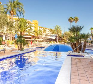 Pool Zafiro Tropic