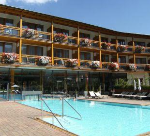 Pool und Hotel Travel Charme Fürstenhaus Am Achensee