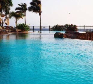Traumhafter Infinitypool Lopesan Villa del Conde Resort & Spa