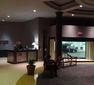 Car Parking... Hotel Hilton Niagara Falls / Fallsview