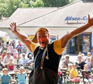 Animation Alfsee Ferien- und Erholungspark - Ferienhäuser