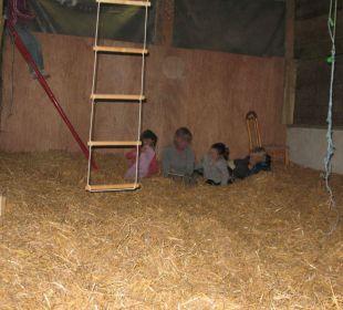 Spielscheune (Tolle Geschichten im Stroh) Ferienhof Meislahn