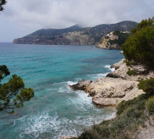 Ausblick Olimarotel Gran Camp de Mar