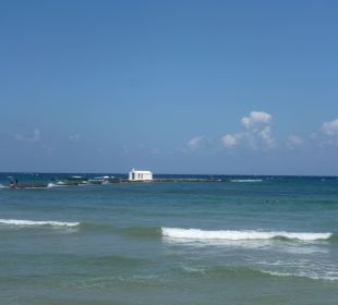 Blick vom Corissia Park Hotel Corissia Beach