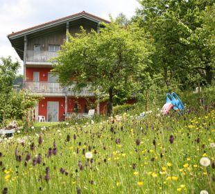 Sommergarten Landhaus Korte