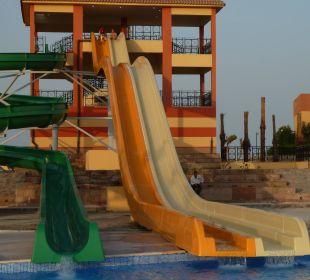 Neue Wasserrutsche für Kinder und Erwachsene