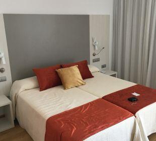 2 Einzelbetten Hotel Abrat