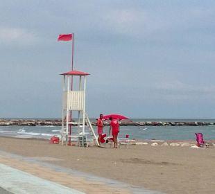Der Strand Hotel Eraclea Palace
