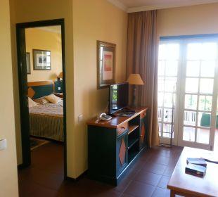 Wohnraum im Appartment Hotel Hacienda San Jorge