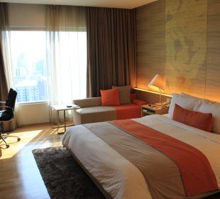 Unser ZImmer Pathumwan Princess Hotel