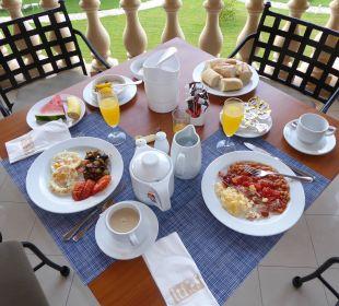 Mein Frühstück lti Grand Hotel Glyfada